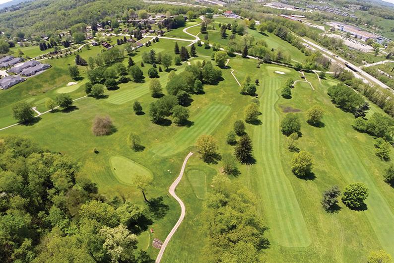 Great Golf Nearby Bradford Run