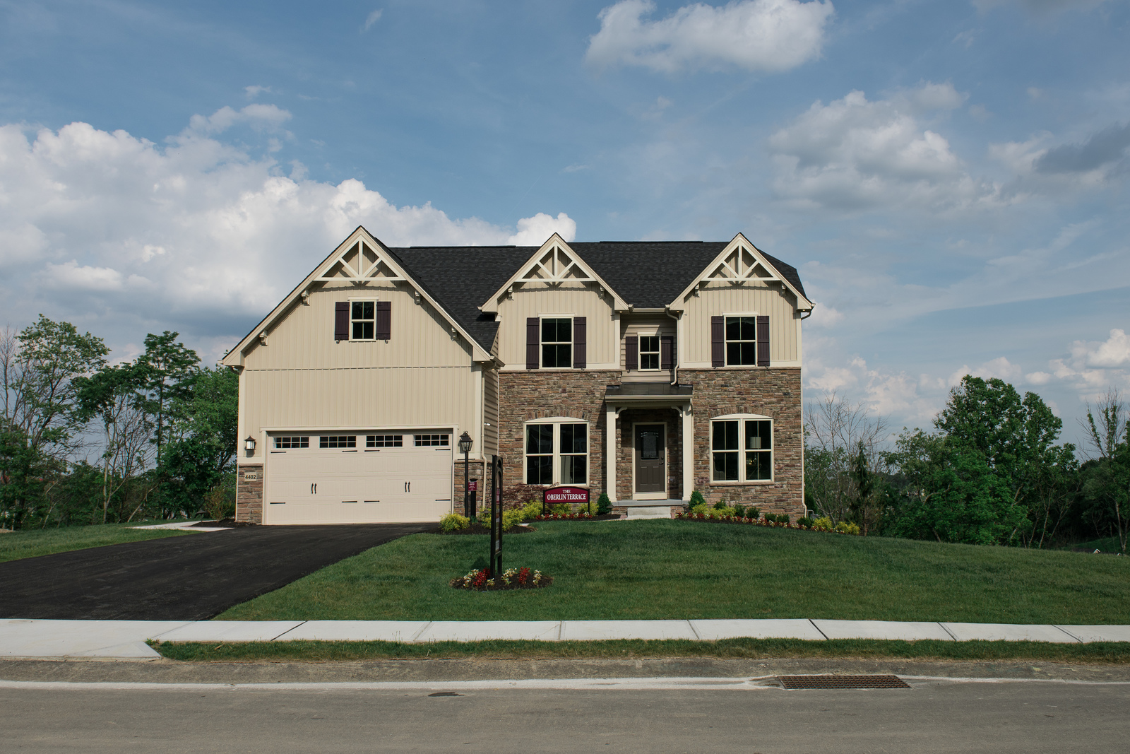 New oberlin terrace home model for sale heartland homes for Heartland homes pittsburgh floor plans