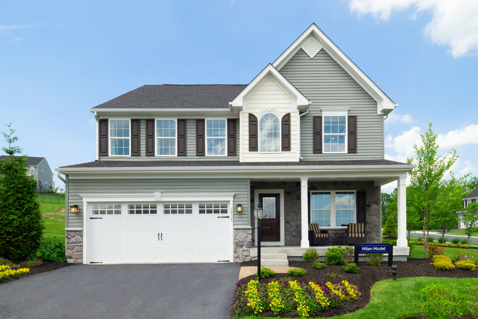 Stray Winds Farm - Two Story Homes