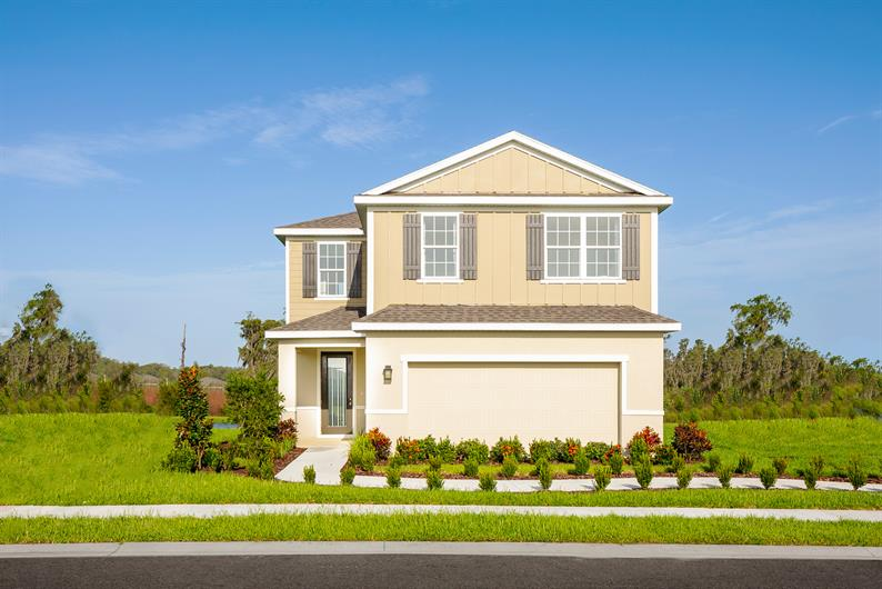 Single Family Homes in Pasco County
