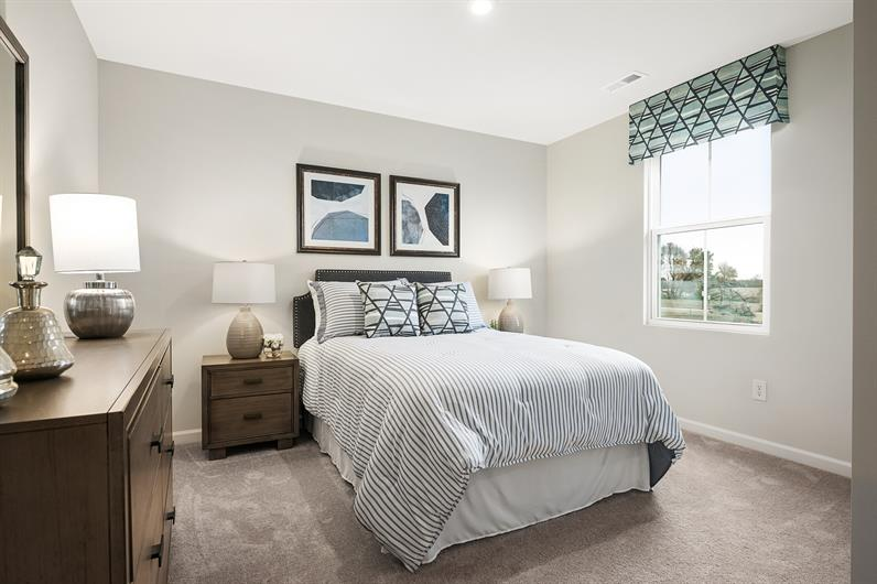 FLOORPLANS WITH UP TO 5 BEDROOMS MEAN EVERYONE CAN HAVE THEIR OWN SPACE