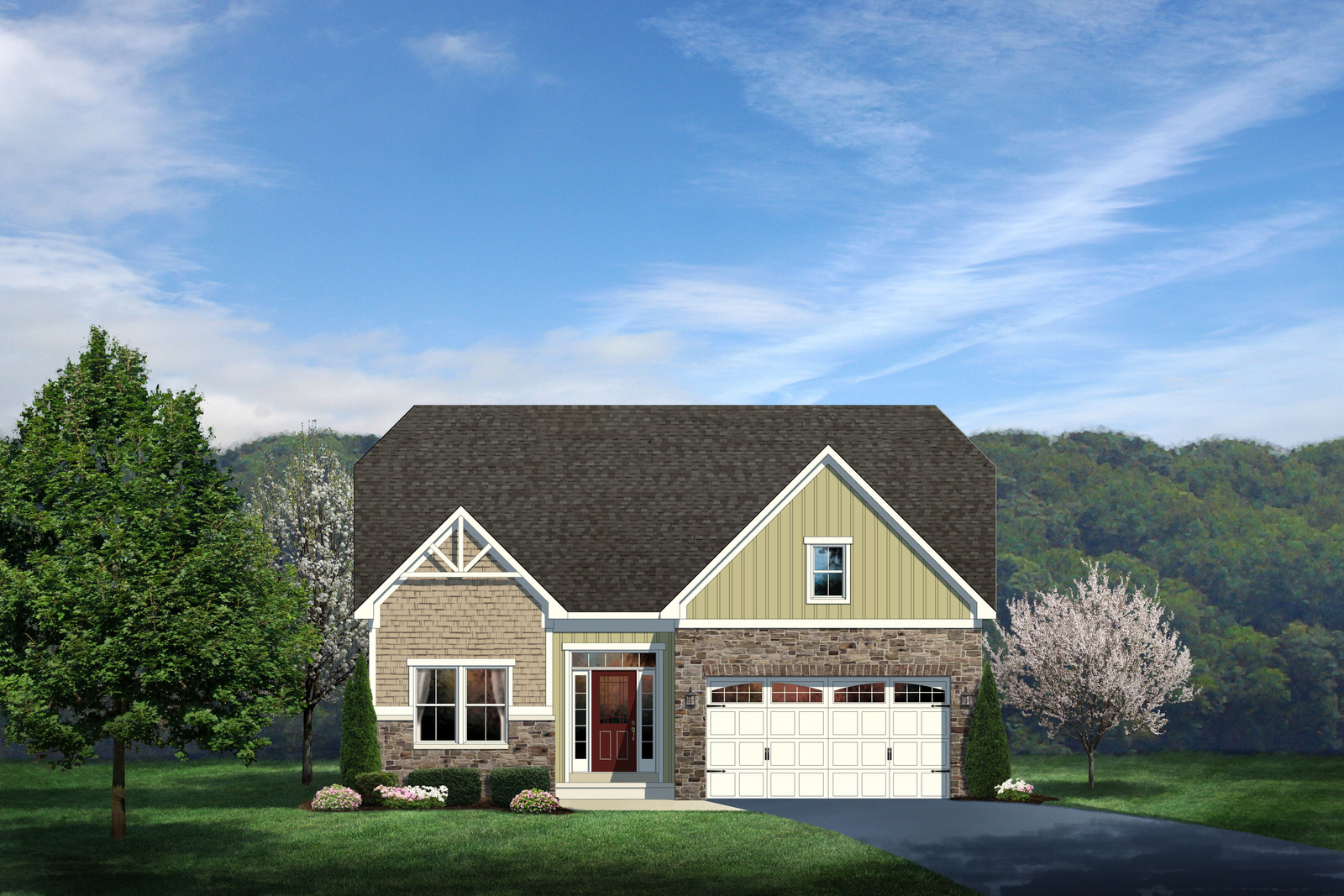 New daventry home model for sale heartland homes for Heartland homes pittsburgh floor plans