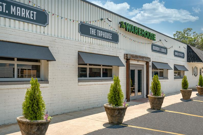 Downtown Simpsonville is just a quick drive away!