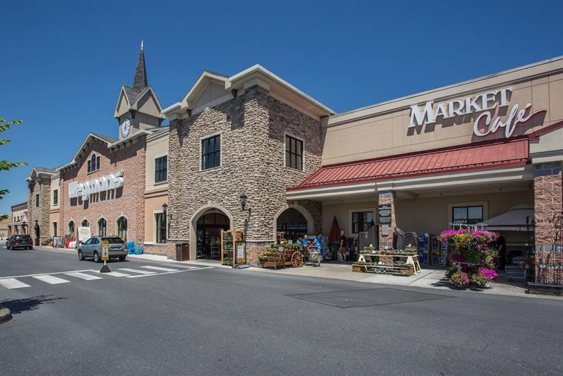 Wegman's is a family owned supermarket