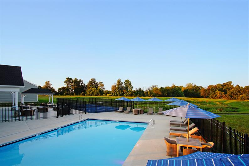 Incredible Completed Amenities