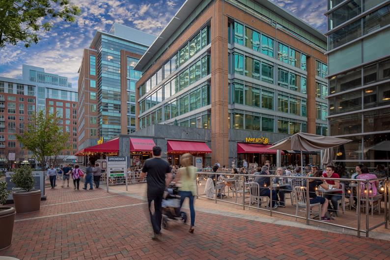 ACCESS TO RESTON TOWN CENTER