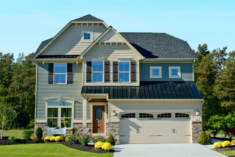 Spacious, wide lots with true curb appeal