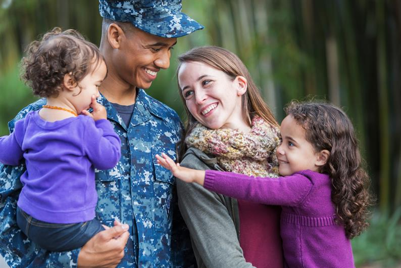 Calling all Military personnel…we're convenient to Military Base