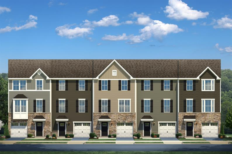 WELCOME TO BAKER FARM TOWNHOMES