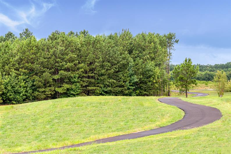 ENJOY THE OUTDOORS ON OUR 3.5 MILES OF TRAILS