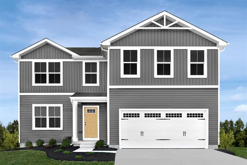 New Homesites Just Released