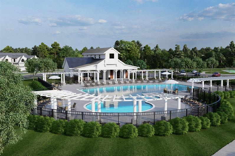 Future Pool and Clubhouse Coming Soon