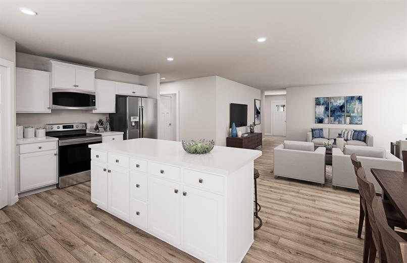 Homes Thoughtfully Designed to Meet Your Needs