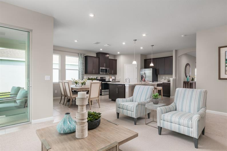 Offering One- and Two- Story Homes in Riverview