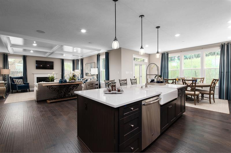 Be the Perfect Host In Your Brand New Spacious Kitchen