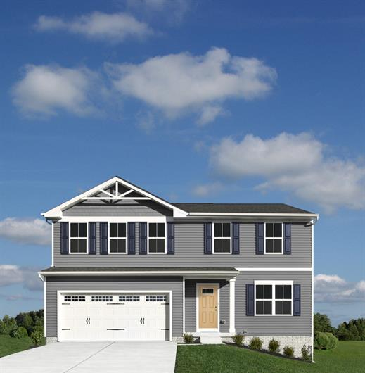 4-5 BEDROOMS, COTTAGE EXTERIORS, AND AN ATTACHED 2-CAR GARAGE