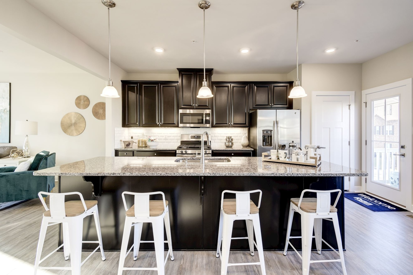 New Mcpherson Townhome Model For Sale At Westchester Square In