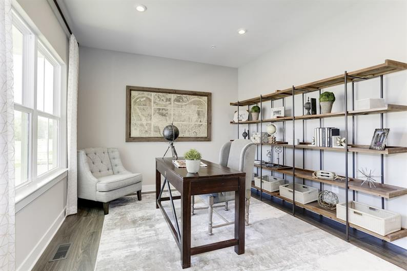 HOW CAN I PERSONALIZE MY HOME?