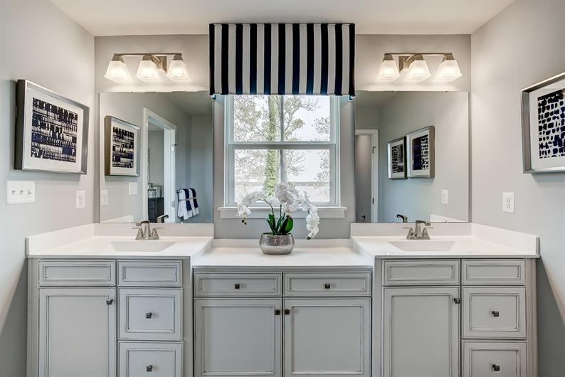 Private Owner's Bathroom