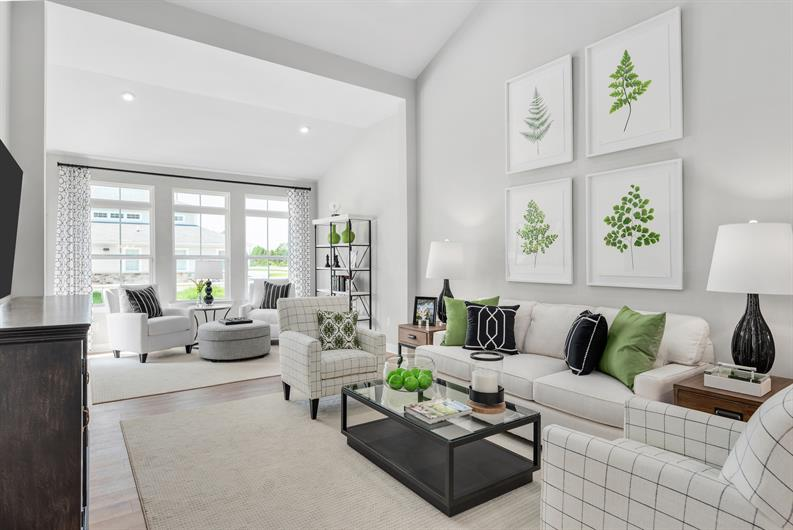 Floorplans with the wow factor included!