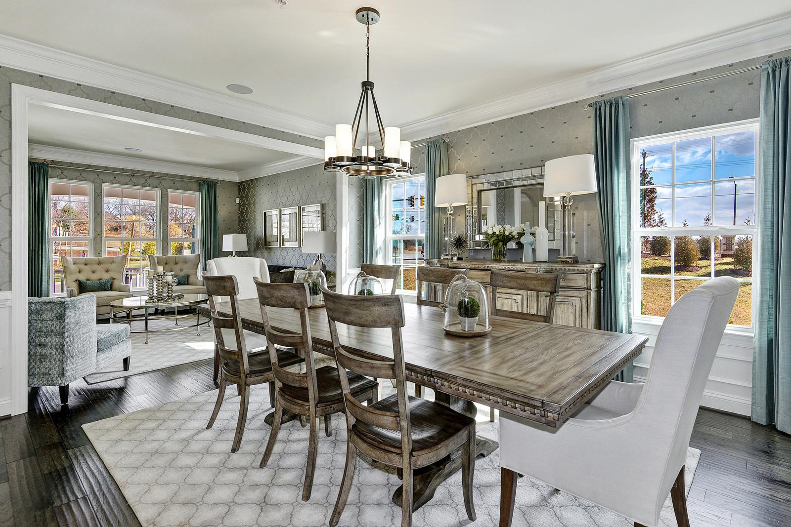 Virginia Manor - Single-Family Homes