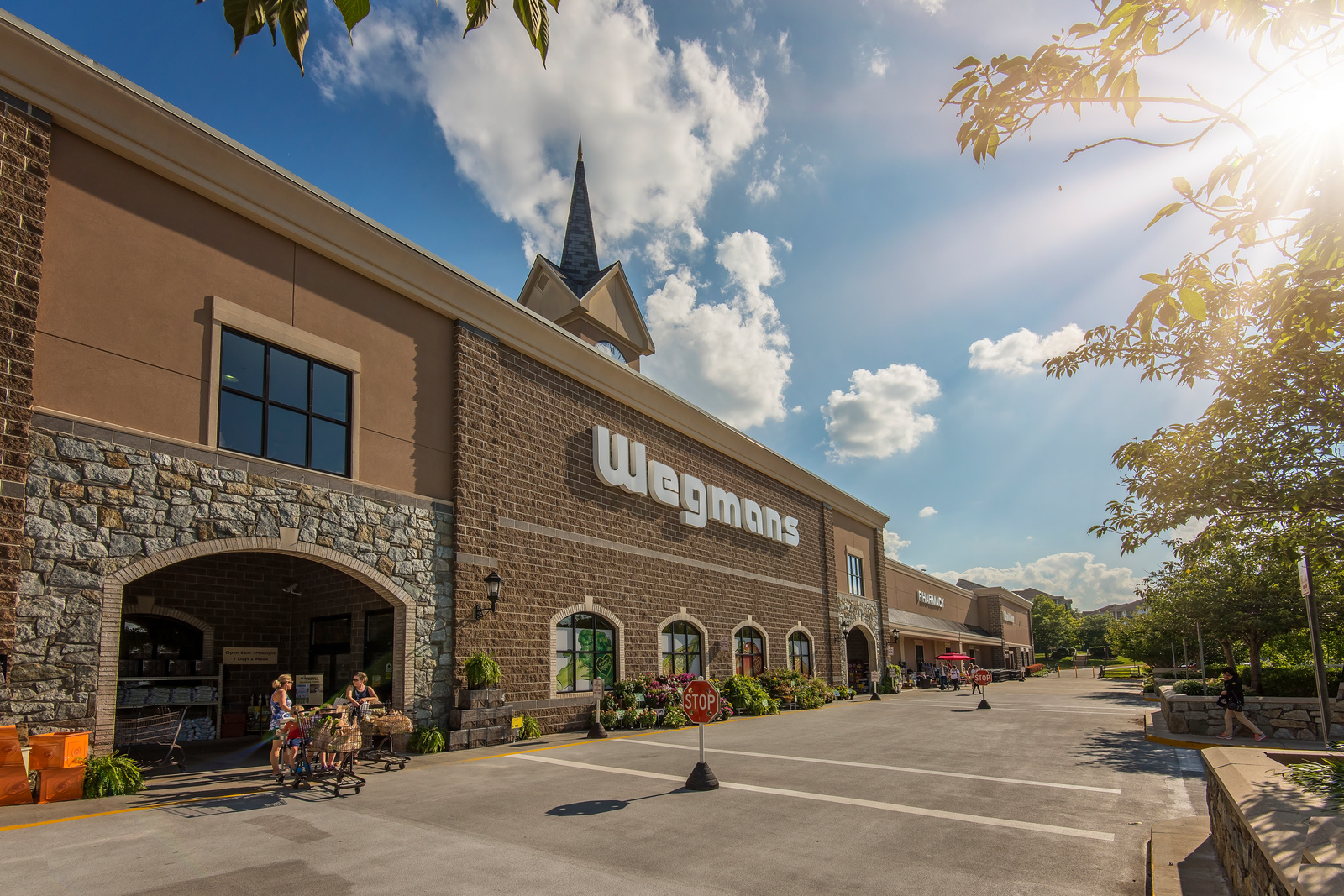 Nearby Waugh Chapel Town Center includes Wegmans, where you'll enjoy a first-class shopping experience and amazing in-store services.