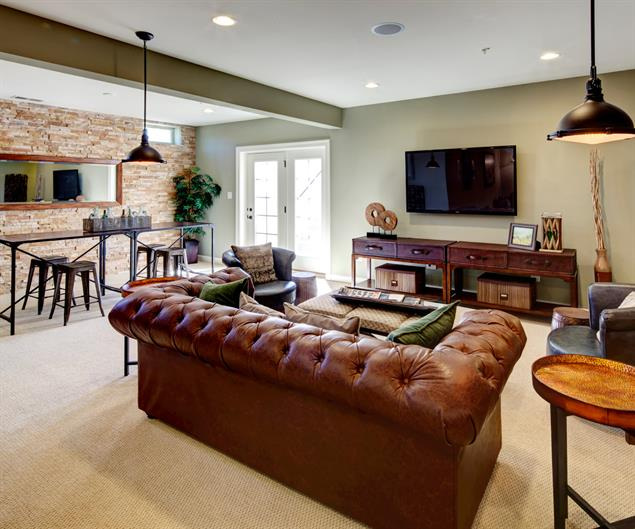 Homesites with walkout basements available