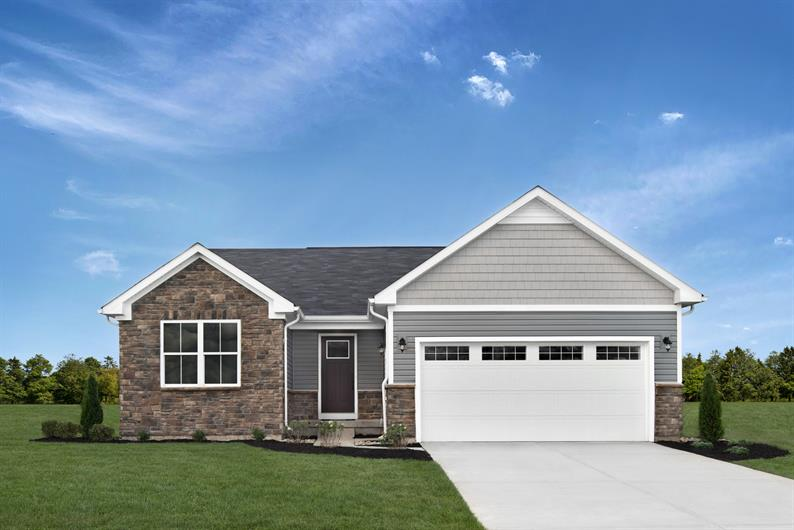 2-CAR GARGES & FLOORPLANS FROM 1,188 - 1,694 SQ. FT. PLUS SHEDS PERMITTED FOR ALL YOUR STORAGE NEEDS