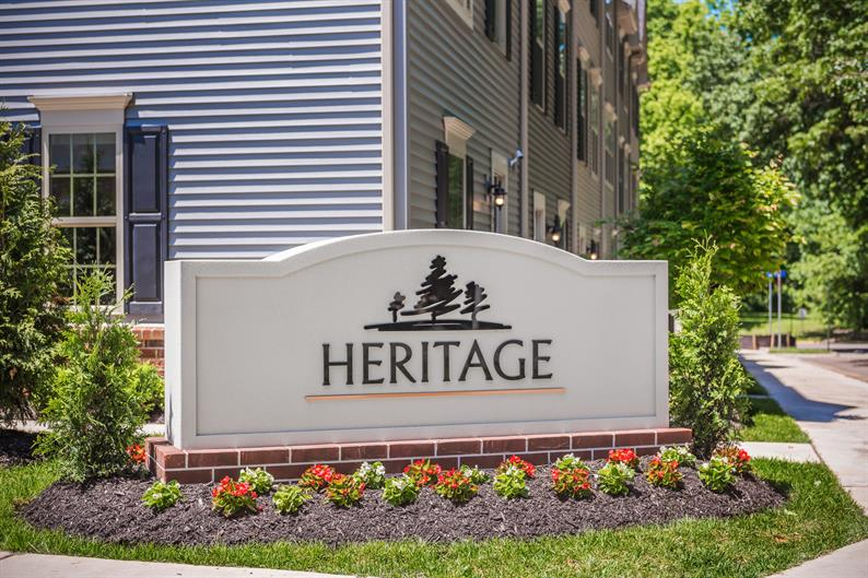 Selling Fast! 2-car garage townhomes inside the beltway from the low $600s!