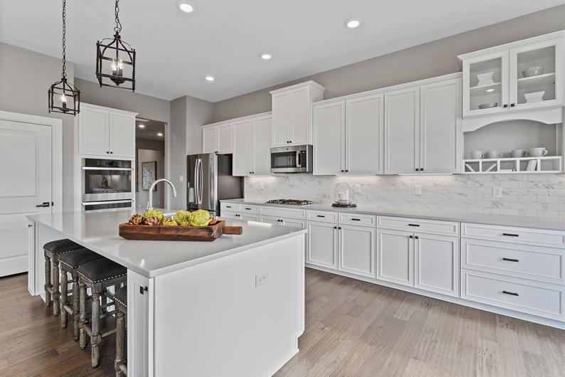 LUXURY KITCHENS INCLUDED