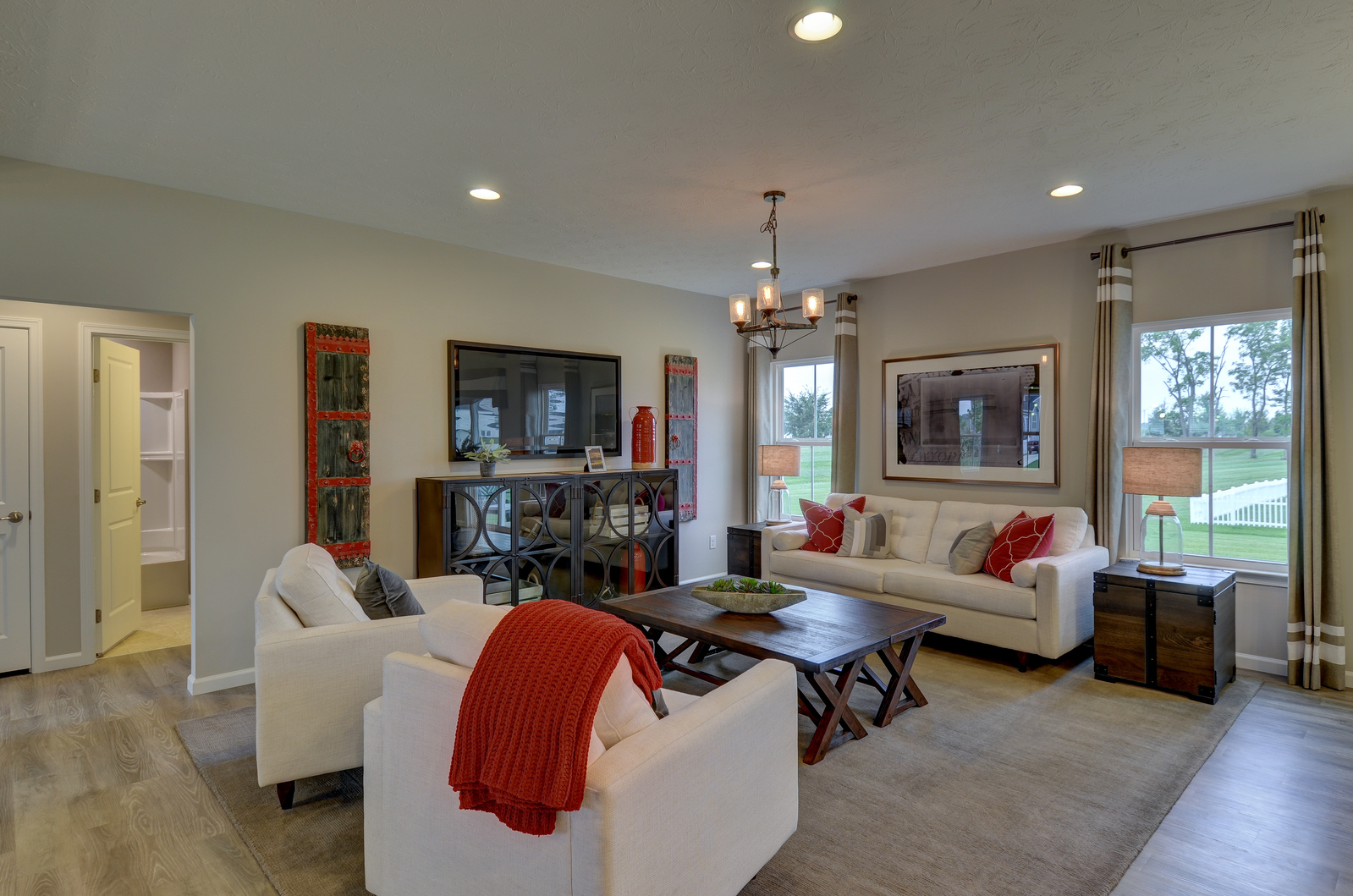 From The Homesite To Finishing Touches Your Home Is Truly Yours Moment