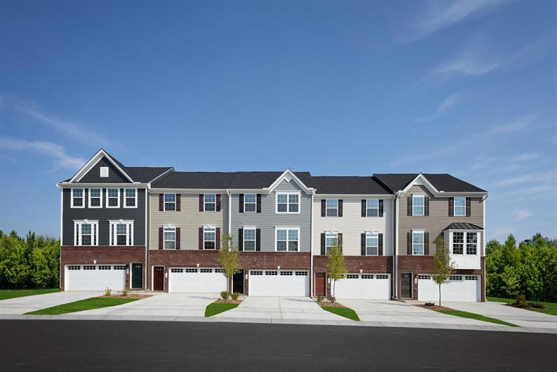 Excellent Value Near UNC - Brand New Townhomes at Creekside Commons