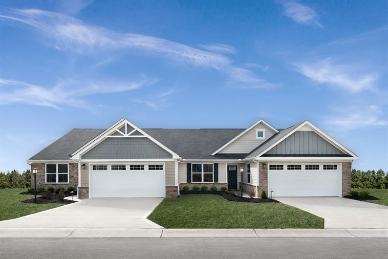 Briar Creek Also Has Maintenance Free Ranch Homes