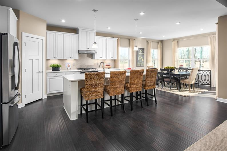 Open Layouts Provide all You Need to Entertain