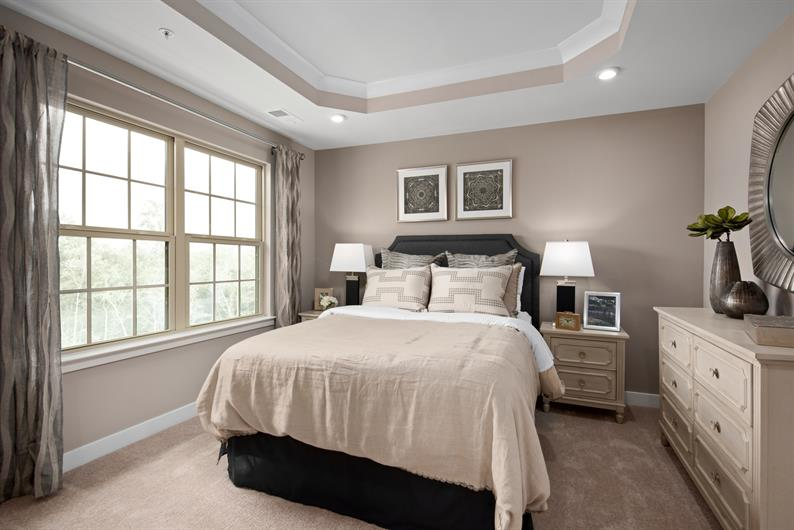 A Bedroom Fit For Royalty
