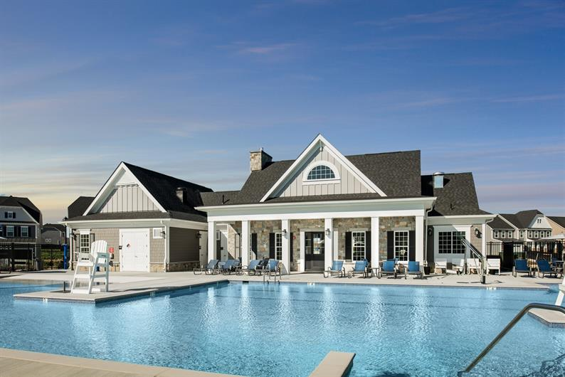 Explore Our Clubhouse with Pool