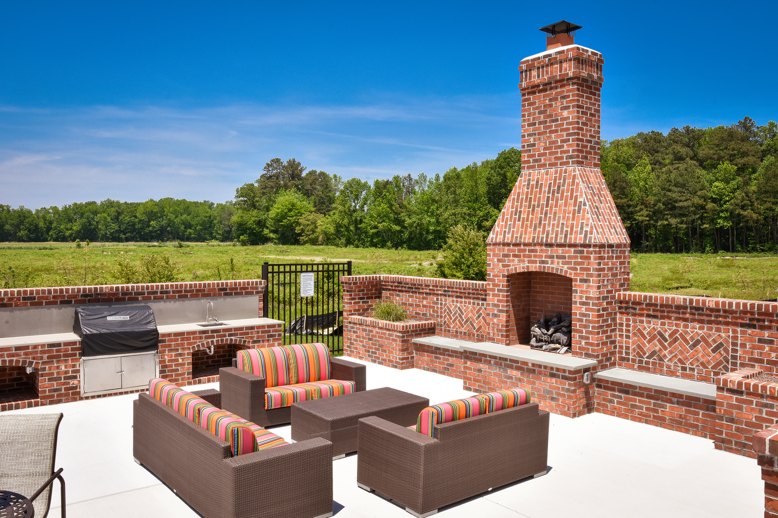 Gather around the fire pit with neighbors and create memories that will last a lifetime