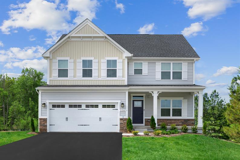 LEE'S PARKE - single-family homes from the upper $400s