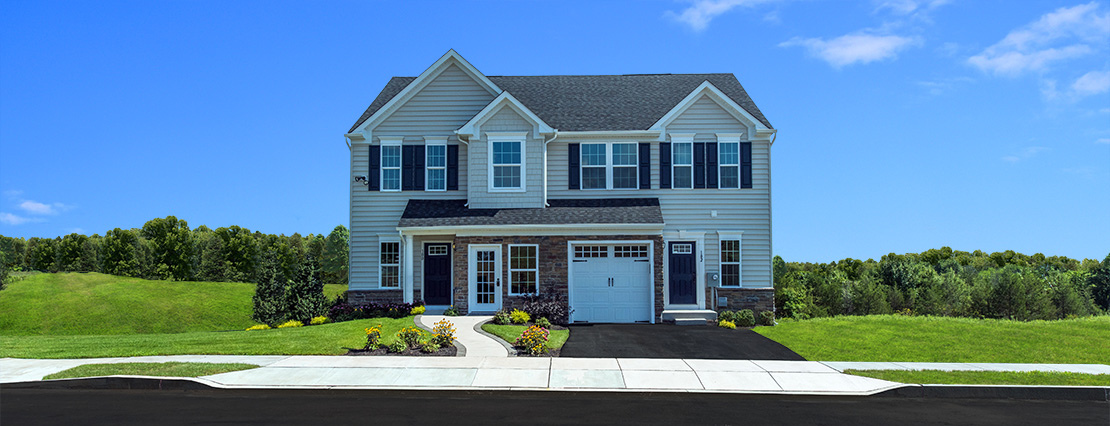 New Homes In Gilbertsville Pa