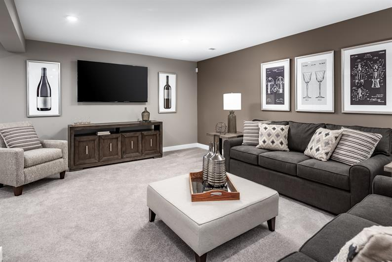 Kick Clutter to the curb - Finished Basements Included