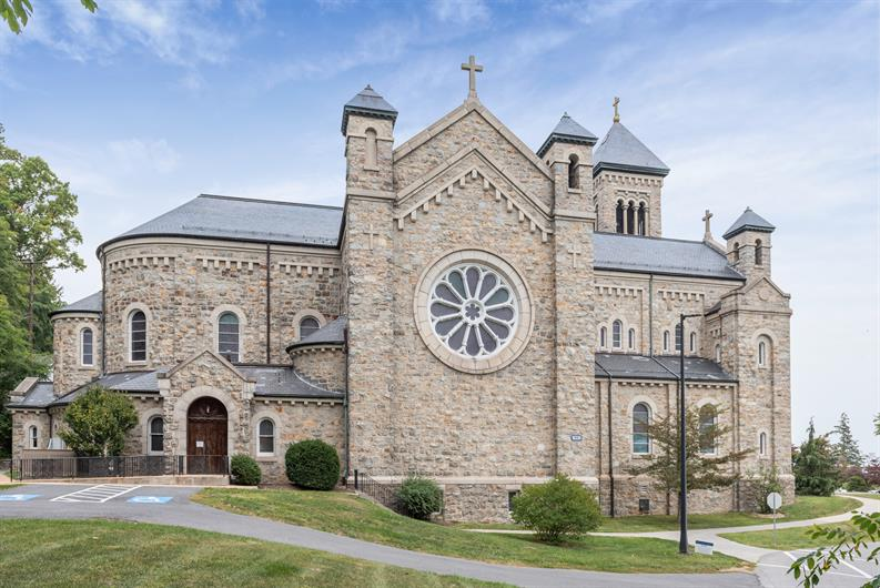 The National Shrine of Saint Elizabeth Ann Seton