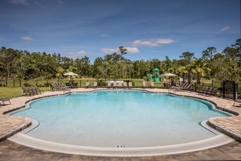 Take a dip in our Resort-Style Pool