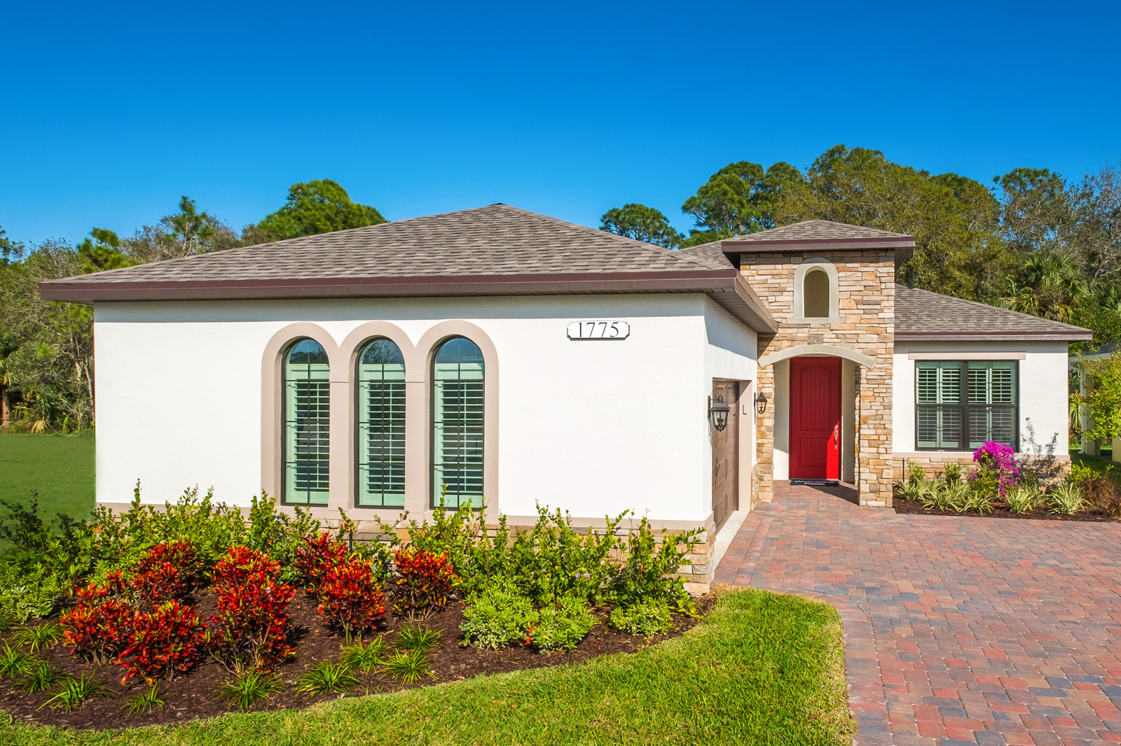 New laurel home model for sale at the willows in vero for Laurel house