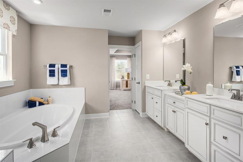 Luxurious Owner's Bath