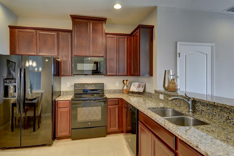 Dine in style in the kitchen of your dreams!