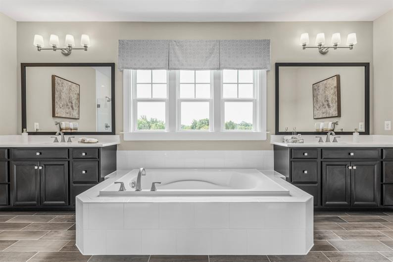 Luxurious Spa Baths