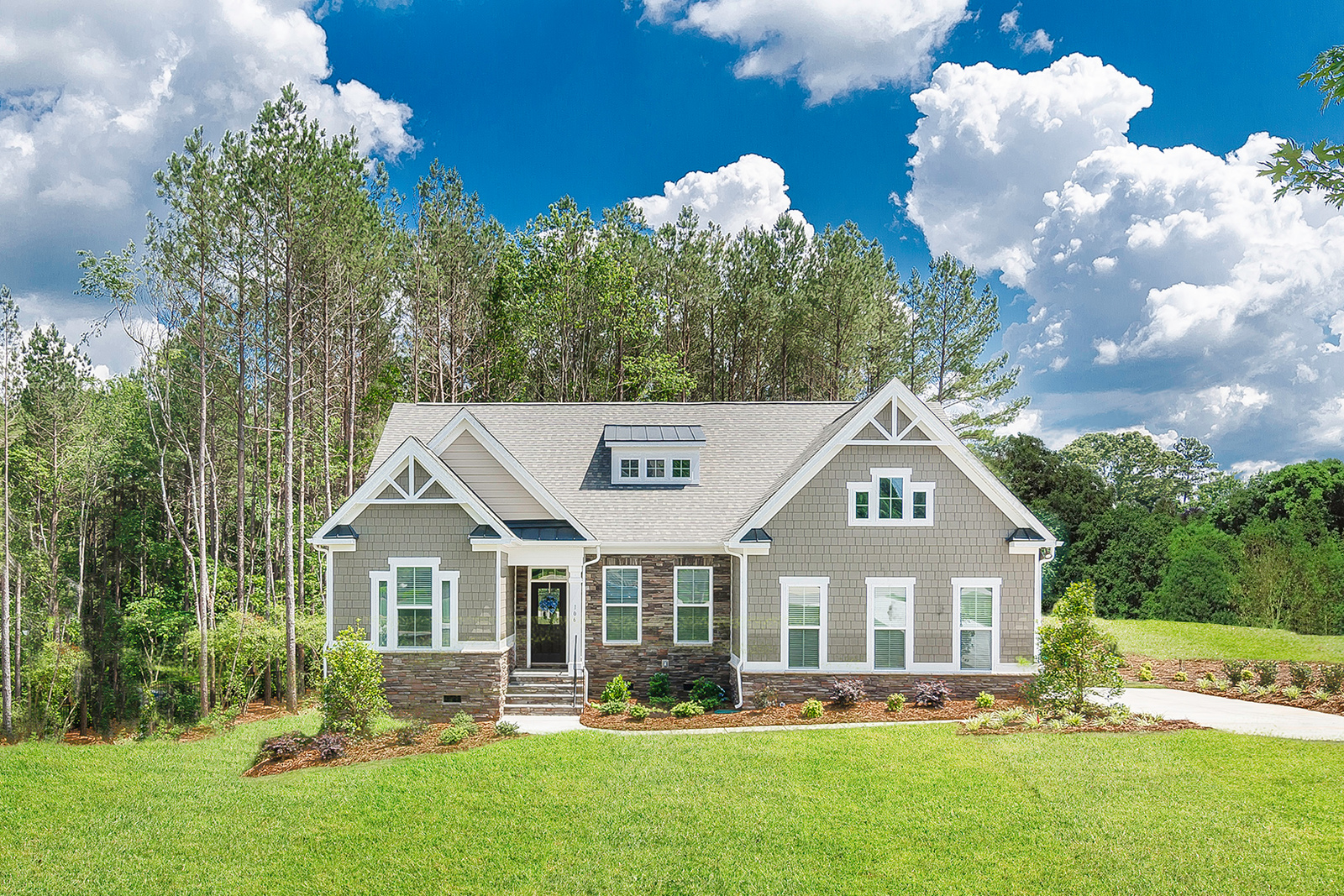 New winterbrook home model for sale at carronbridge in for House builders in south carolina