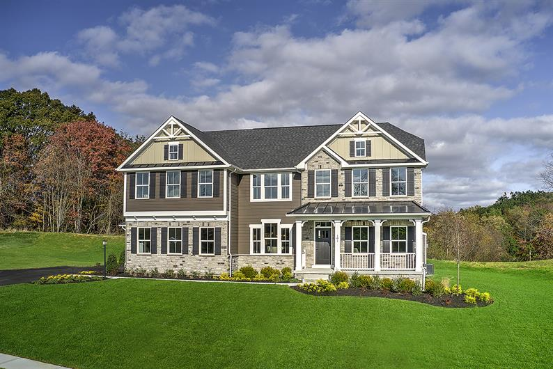 RYAN HOMES AT FAWN LAKE - NEW SECTION NOW OPEN!