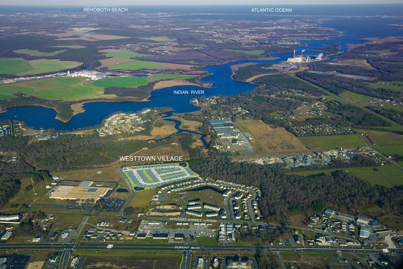 Convenient Millsboro Location in the heart of Southern Delaware