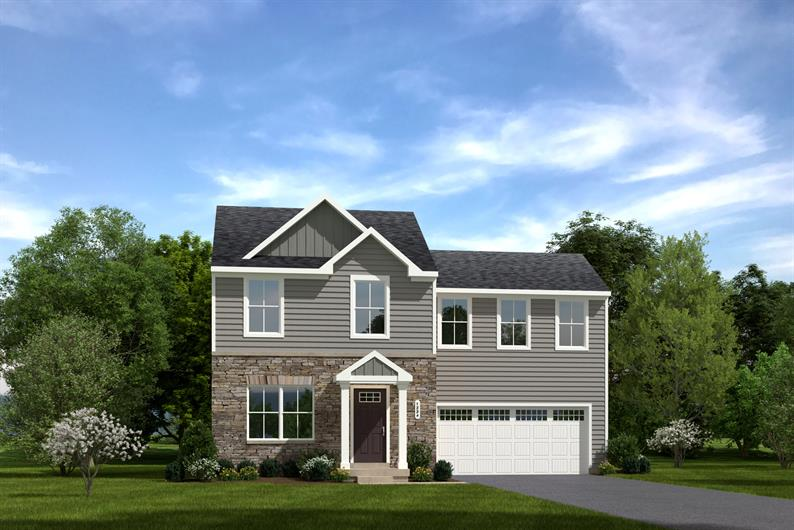 Opportunity to OWN new at the Woodlands at Morrow
